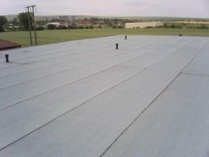 Хидроизолации на плосък  покрив
